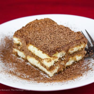 Gluten-Free Chocolate Tiramisu
