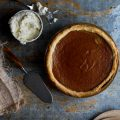 © Andrew Scrivani - Pumpkin Pie from Art of the Pie