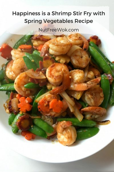 happiness-is-a-shrimp-stir-fry-with-spring-vegetables-recipe; from Sharon © Nut Free Wok