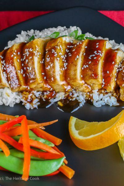 Morimoto's Tori No Teriyaki (Chicken Teriyaki) – Gluten-Free