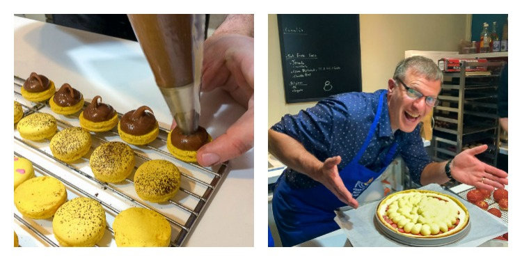 Cooking Classes in Paris at Cook'n with Class cooking school © 2017 Jane Bonacci, The Heritage Cook