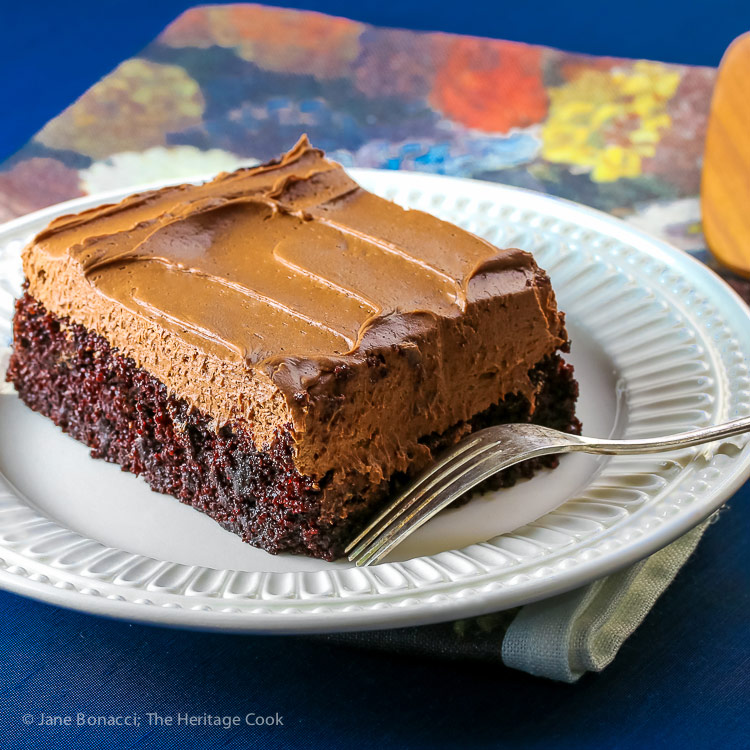 My 5 Favorite Chocolate Monday Recipes © 2017 Jane Bonacci, The Heritage Cook