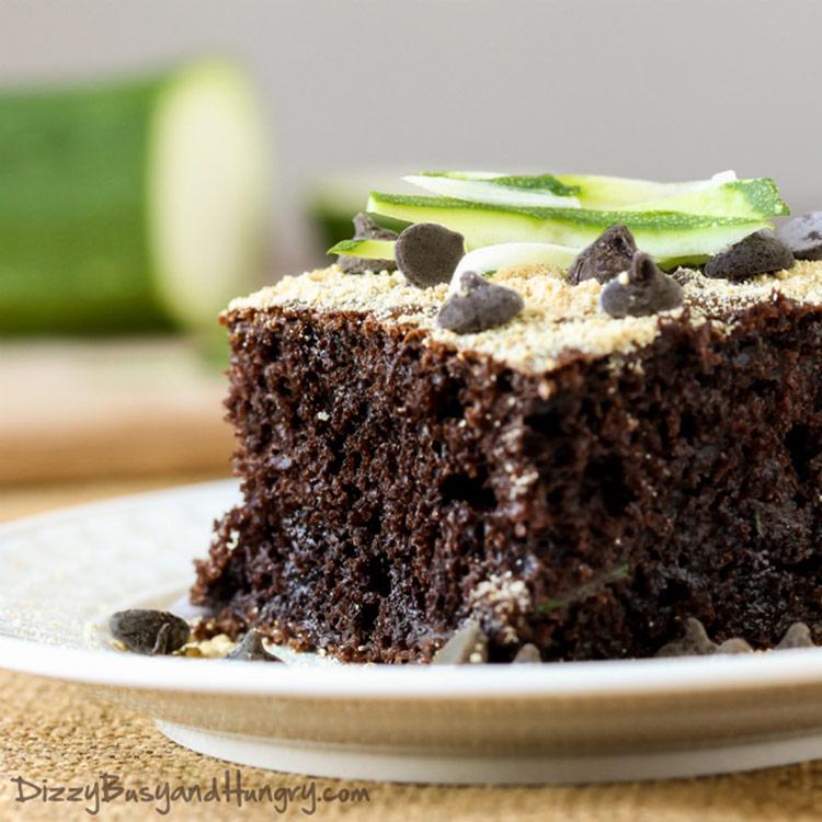 Zucchini Cupcakes Using Cake Mix