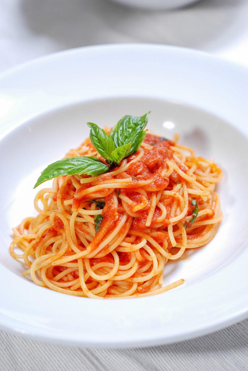 Authentic Italian Pasta Sauce recipe; Jane Bonacci, The Heritage Cook