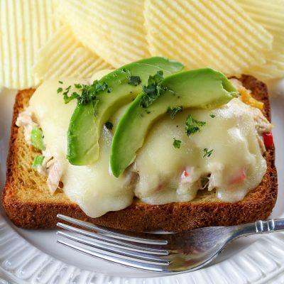 California Tuna Melts (Gluten Free)