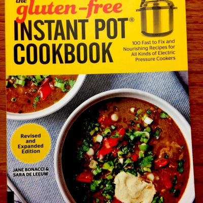 The Gluten-Free Instant Pot Cookbook Blog Tour