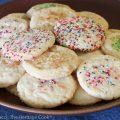Amish Sugar Cookies © 2020 Jane Bonacci, The Heritage Cook