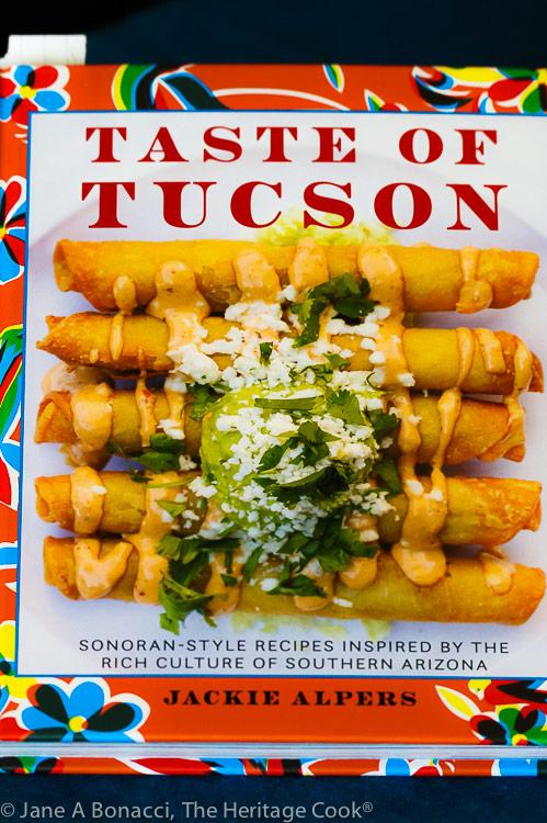 One Pot Arroz con Pollo from Taste of Tucson © 2020 Jane Bonacci, The Heritage Cook