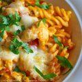 Gluten Free One Pot Italian Chicken and Pasta © 2020 Jane Bonacci, The Heritage Cook